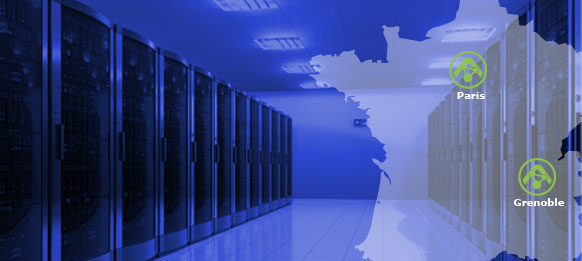 data center ariane network